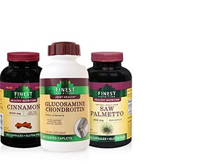 Finest Nutrition Vitamins & Supplements