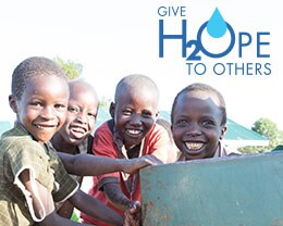 Give H2OPE to Others