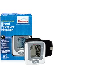 Walgreens Blood Pressure Monitor
