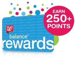 Balance(R) Rewards. Earn 250+ Points. Quit smoking and earn points.