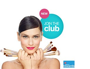New Beauty Enthusiast - Join the club. Balance(R) rewards.