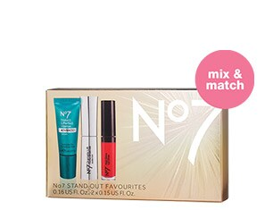 Mix & Match No7 products