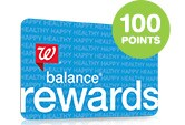 Earn 100 Balance(R) Rewards Points on all Rx.(2)