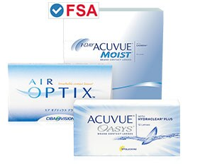 Contact Lenses - FSA Approved