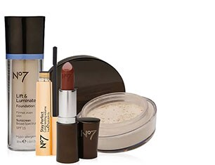 Select No7 Cosmetics