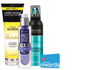John Frieda Hair Care - Balance(R) Rewards