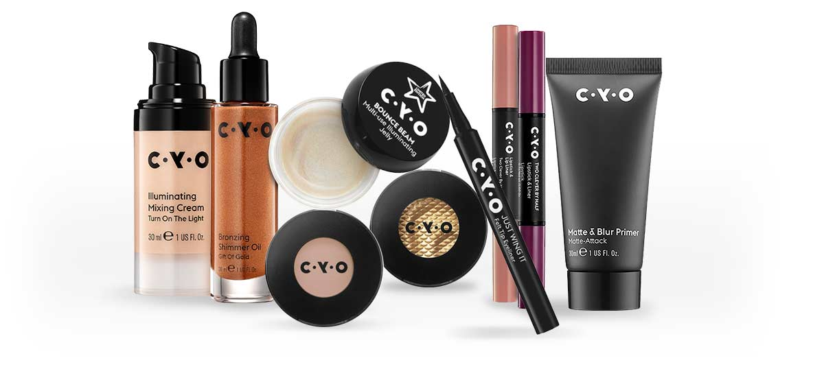 CYO Faves products