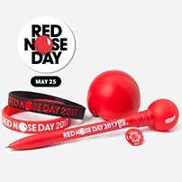 Red Nose Day May 25.