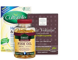 Vitamins & Supplements from Culturelle and more