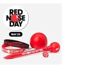 Red Nose Day May 25