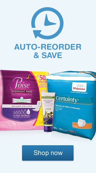 Auto-Reorder & Save. Shop now.