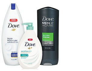 Dove Bath Care