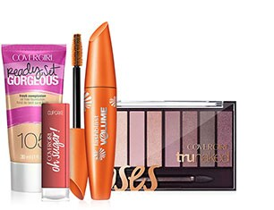 Select COVERGIRL Cosmetics