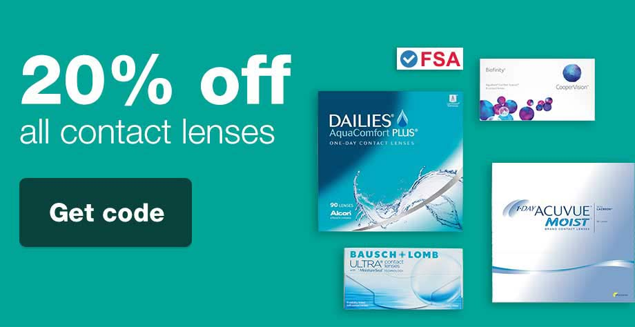 Contact Lenses - Free Shipping on Discount Contacts | Walgreens