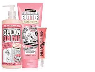 Soap & Glory Skin Care & Cosmetics