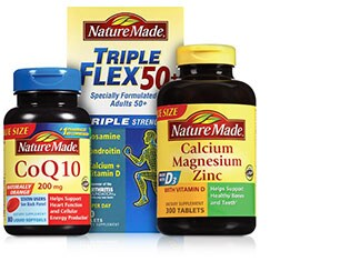 Nature Made Vitamins & Supplements