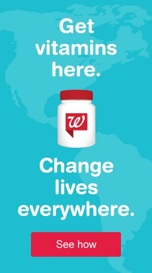 GET VITAMINS.CHANGE LIVES.