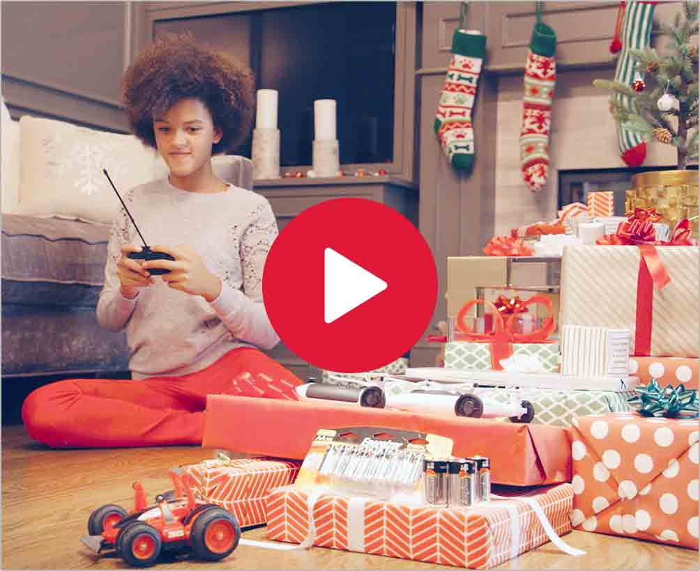 Be Holiday Ready with help from Walgreens. Launch Video.