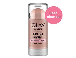 Last chance! skin care