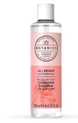 All Bright Micellar Cleansing Solution