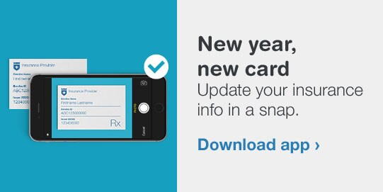 New year, new card.