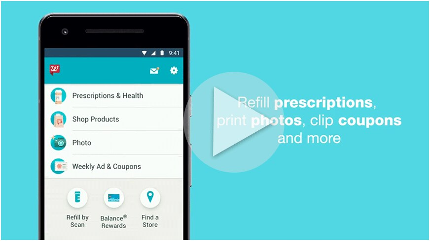 Walgreens iPhone & Android Apps | Walgreens Mobile Pharmacy, Photo