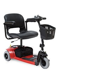 Mega Motion Lift Chairs and Rascal 3 Wheel Scooter