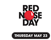Red Nose Day Thursday May 23