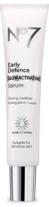 NEW Early Defence GLOW ACTIVATING Serum