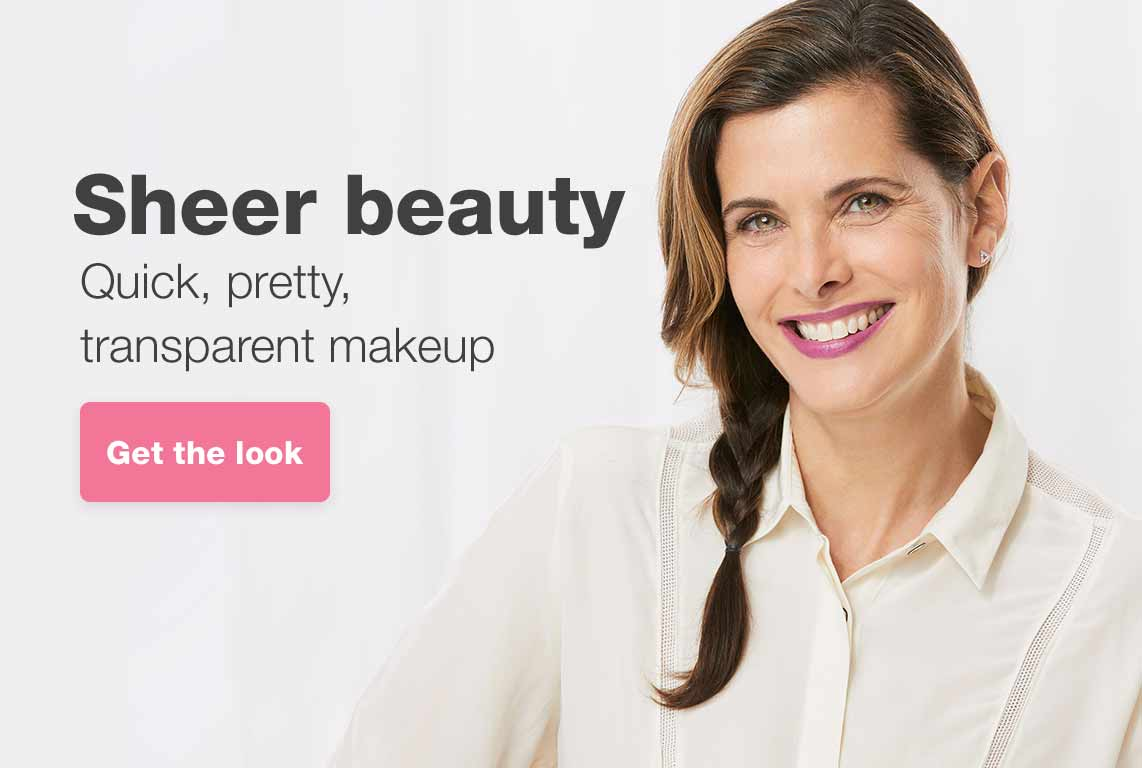 trendy quick pretty transparent makeup get the look with makeup jobs in new york style