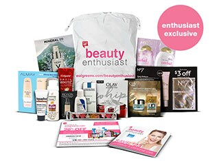 FREE sample bag - enthusiast exclusive