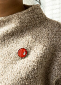 Red Nose Day - Pin
