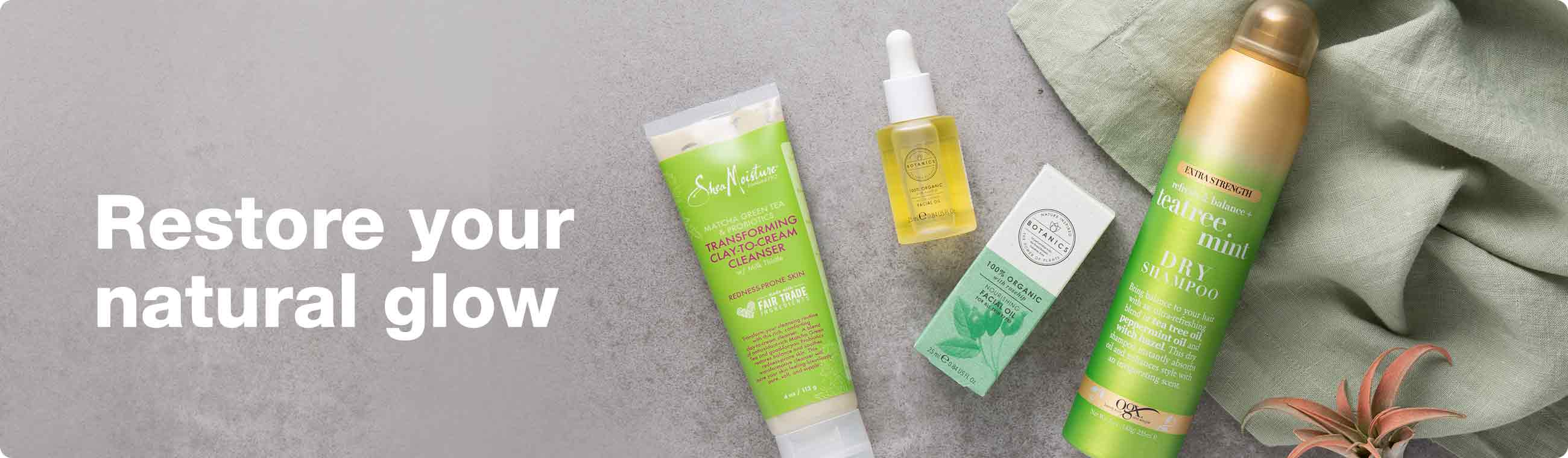 49a3600c6e83 Natural and Organic Beauty Products | Walgreens