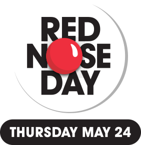 Red Nose Day - Thursday May 24.