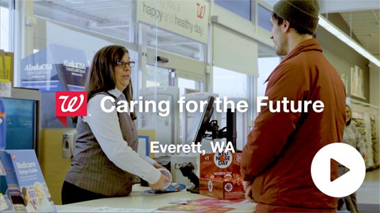Walgreens - Caring for the Future. Everett, WA. Watch now.
