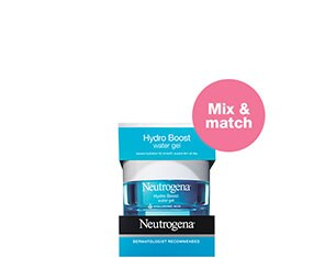 mix & match - select skin care