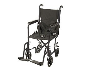 Drive Medical Dash lightweight transport chair*
