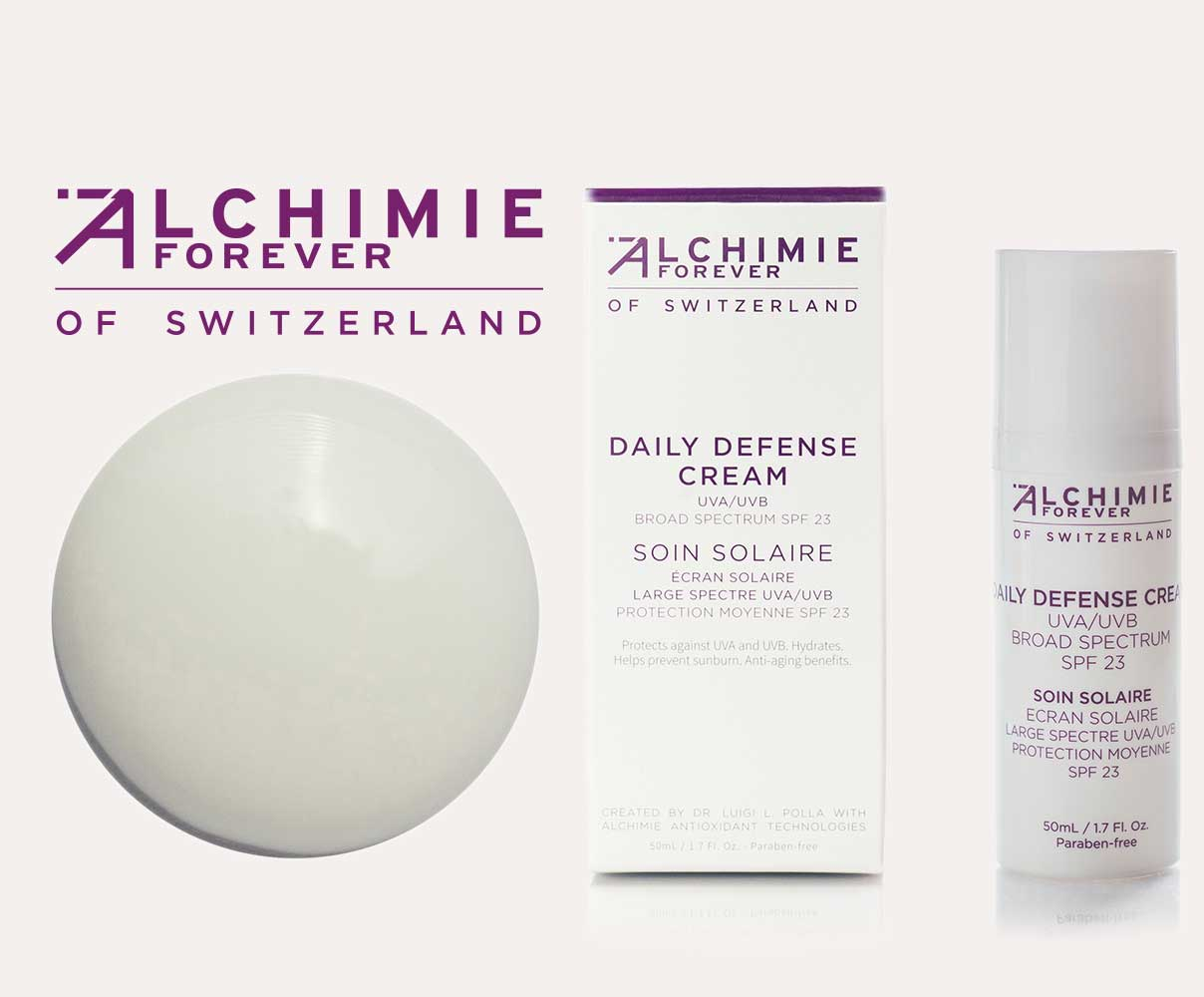 Alchimie Forever of Switzerland.