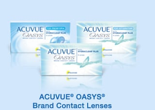 ACUVUE� OASYS� Brand Contact Lenses