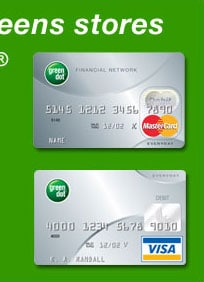 green dot visamastercard prepaid debit card - Green Dot Visa Debit Card