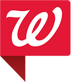 Walgreens Logo, go to home page